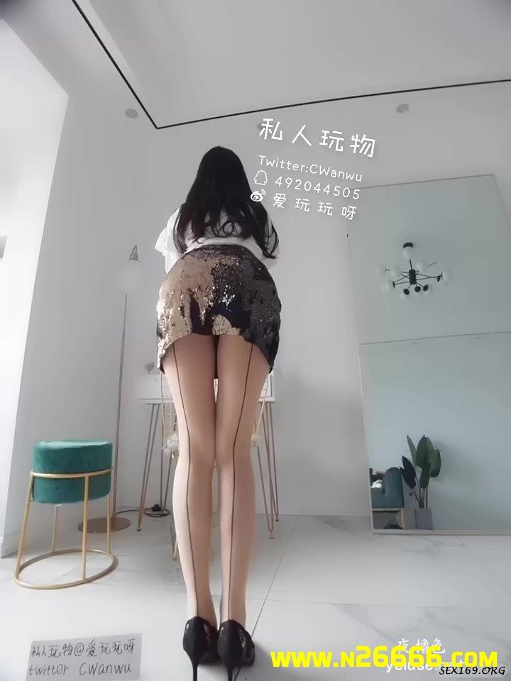 私人玩物-价值358RMB新作-性感包臀短裙肉丝诱惑 翘臀待操 原版私拍37P 高清720P完整版 (1)
